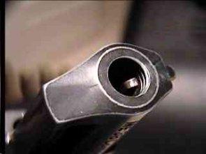 Канал ствола МЕ-38 калибра 9мм Knall