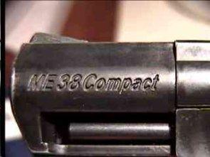 Маркировка ствола калибра 9mm Knall