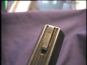 Мушка калибра 9mm Knall. Впрочем, такое исполнение характерно для изделий середины 90-х гг.