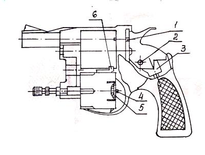 «КОРНЕТ-С» модификация «ЛЮКС» кал. 9 мм.