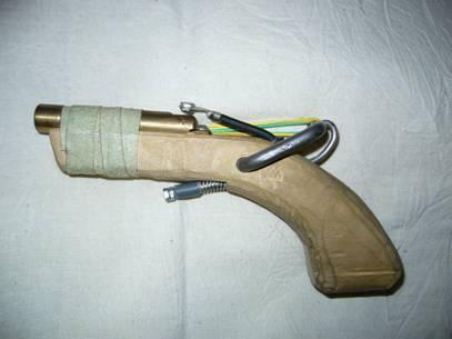 Все огнестрельное оружие может