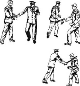 в каких случаях сотруднику полиции разрешено применение физической силы