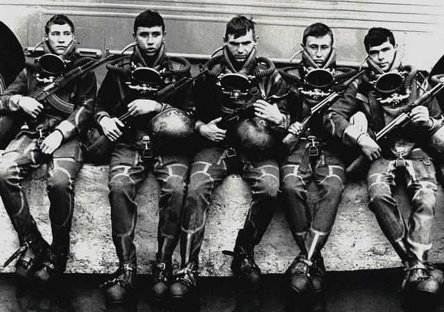 Боевые пловцы СССР – случай в Портсмуте