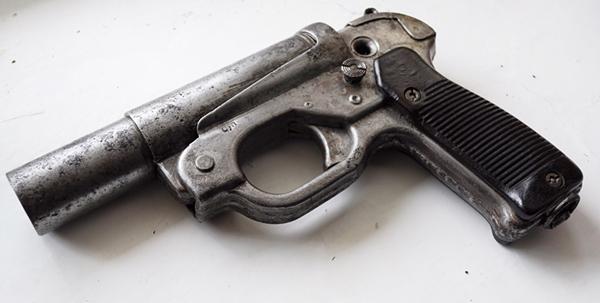 26-мм сигнальный пистолет