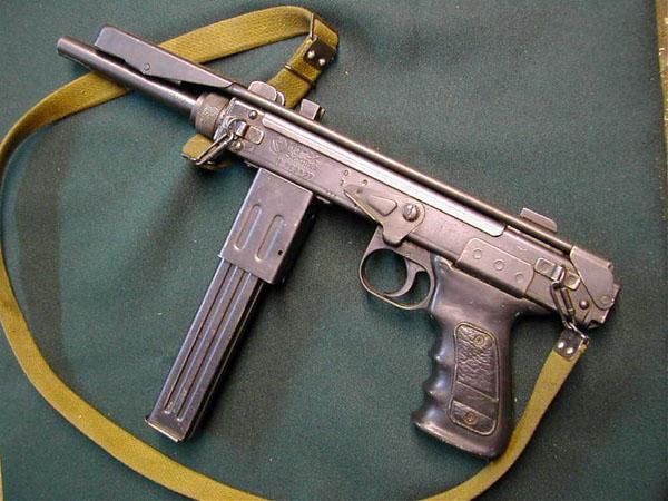 пистолеты-пулеметы «Борз»